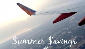 summer savings southwest