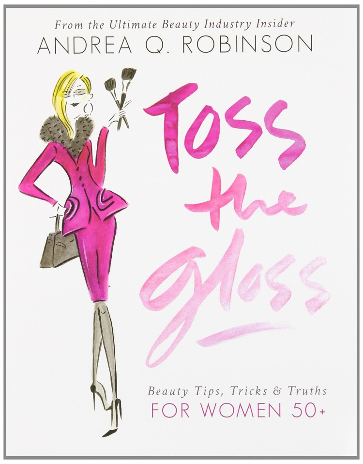 toss the gloss beauty book review via thecentsiblelife.com