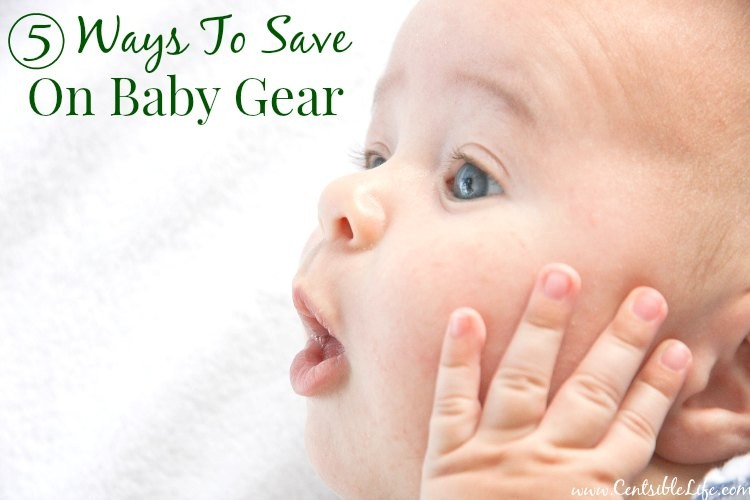 5 Ways to Save on Baby Gear