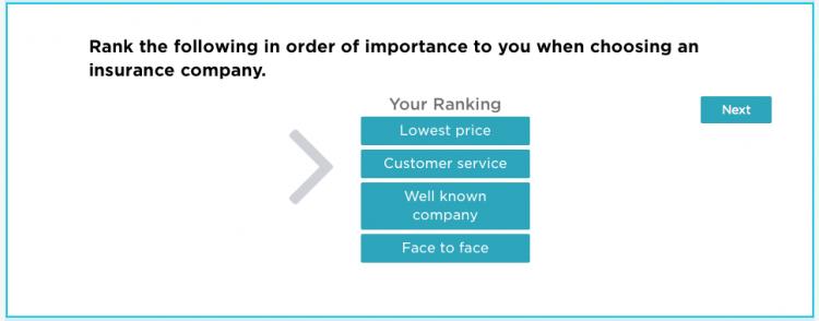 Cinch Ranking System