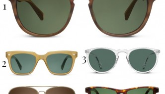 affordable prescription sunglasses from wary parker