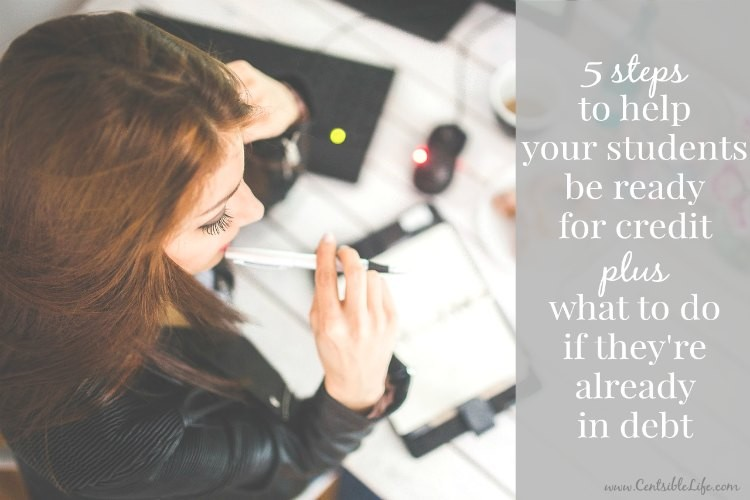 5 steps to help your students be ready for credit