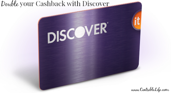 Double your cash with Discover