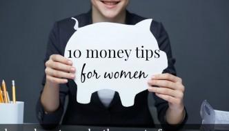 10 Money Tips For Women