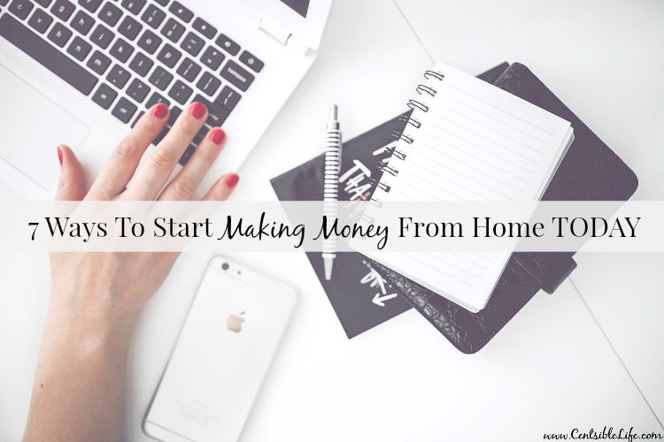 Make Money With An Online Home Based Business In Your Spare Time