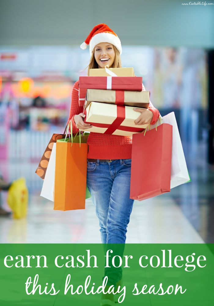 Upromise your holiday shopping