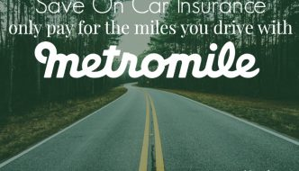 Only Pay For Miles You Drive with Metromile Auto Insurance