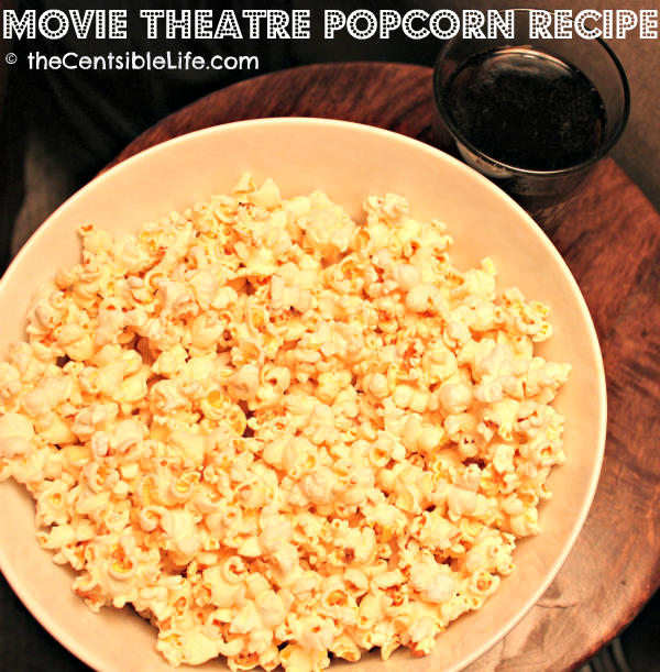 easy and frugal homemade popcorn recipe