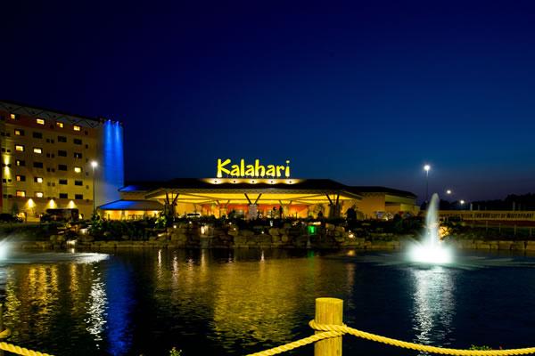 Will Travel Kalahari Resort Pocono Mountains